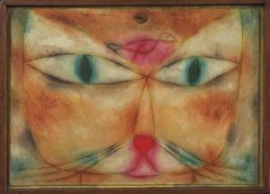 Paul Klee's Cat and Bird
