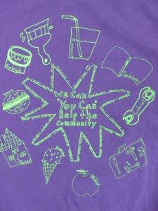 Fun Run T-Shirt design 2013
