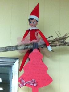 Elf on the Shelf Pippi 2013
