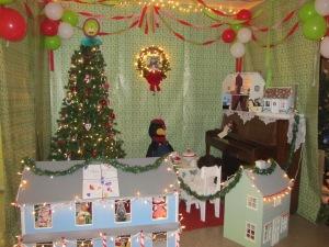 Christmas Fantasy Room