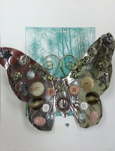 Steam Punk Butterflies